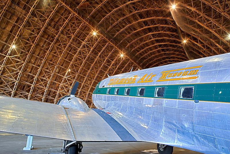 Douglas DC-3/C-47. Tillamook Air Museum