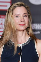 HOLLYWOOD, LOS ANGELES, CA, USA - NOVEMBER 04: Mira Sorvino arrives at the Los Angeles Premiere Of Disney's 'Big Hero 6' held at the El Capitan Theatre on November 4, 2014 in Hollywood, Los Angeles, California, United States. (Photo by David Acosta/Celebrity Monitor)