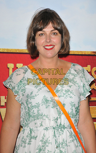 """Katherine Jakeways at the """"Horrible Histories: The Movie - Rotten Romans"""" world film premiere, Odeon Luxe Leicester Square, Leicester Square, London, England, UK, on Sunday 07th July 2019.<br /> CAP/CAN<br /> ©CAN/Capital Pictures"""