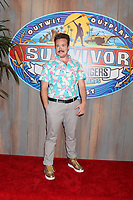 """LOS ANGELES - MAY 24:  Zeke Smith at the """"Survivor: Game Changers - Mamanuca Islands"""" Finale at the CBS Studio Center on May 24, 2017 in Studio City, CA"""