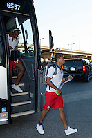 Photo before the match Chile vs Panama, Corresponding to Group -D- America Cup Centenary 2016 at Lincoln Financial Field.<br /> <br /> Foto previo al partido Chile vs Panama, Correspondiente al Grupo -D- de la Copa America Centenario 2016 en el  Lincoln Financial Field, en la foto: Martin Gomez de Panama<br /> <br /> <br /> 14/06/2016/MEXSPORT/Osvaldo Aguilar.