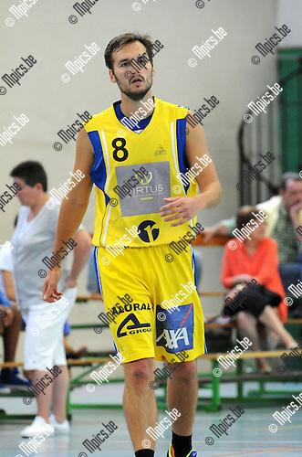 2013-08-15 / Basketbal / seizoen 2013-2014 / Turuka / Tom Van den Bosch<br /><br />Foto: Mpics.be
