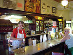 Soda Fountain in General Store in Randsburg