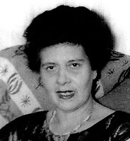 Margaret Miller, 58 years, Beit Street, Belfast, who was shot dead, 15th April 1973, when she responded to a knock at the door of her home. Neither Mrs Miller or her husband had any paramilitary connections having spent most of their lives in England. Loyalists were believed to have been behind the killing which was put down to mistaken identity. 197304150194.<br /> <br /> Copyright Image from Victor Patterson, 54 Dorchester Park, Belfast, UK, BT9 6RJ<br /> <br /> Tel: +44 28 9066 1296<br /> Mob: +44 7802 353836<br /> Voicemail +44 20 8816 7153<br /> Email: victorpatterson@me.com<br /> <br /> <br /> IMPORTANT: If you wish to use this image or any other of my images please go to www.victorpatterson.com and click on the Terms & Conditions. Then contact me by email or phone with the reference number(s) of the image(s) concerned.