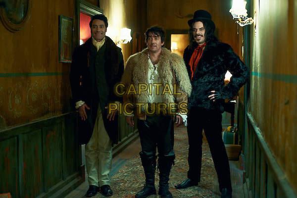 What We Do in the Shadows (2014) <br /> Taika Waititi, Jemaine Clement and Jonny Brugh<br /> *Filmstill - Editorial Use Only*<br /> CAP/KFS<br /> Image supplied by Capital Pictures