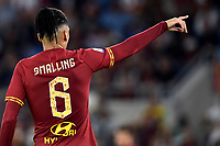 Chris Smalling of AS Roma <br /> Roma 25-9-2019 Stadio Olimpico <br /> Football Serie A 2019/2020 <br /> AS Roma - Atalanta Bergamasca Calcio <br /> Foto Andrea Staccioli / Insidefoto