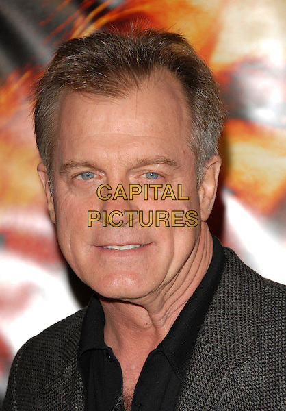 STEPHEN COLLINS.The Warner Brothers Pictures Premiere of Blood Diamond held at The Grauman's Chinese Theater in Hollywood, California, USA. .November 6th, 2006.headshot portrait.CAP/DVS.©Debbie VanStory/Capital Pictures