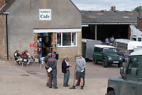 Market cafe at Thrapston Market<br /> &copy;Tim Scrivener Photographer 07850 303986<br />      ....Covering Agriculture In The UK....
