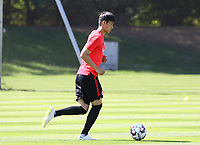 Daichi Kamada (Eintracht Frankfurt) - 18.07.2018: Eintracht Frankfurt Training, Commerzbank Arena