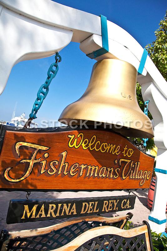 Fisherman's Village at Marina Del Rey California