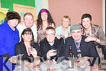 The cast of Kevin's Bed pictured at their dress rehearsal at Mountcoal Community Centre Listowel on Saturday night were Eilish Walsh, Tim O'Halloran, Gillian Greaney Kathleen Gallagher, Karin Hughes, Karen McInerney, Tim Kennelly, and Donal Browne.  The show will be staged from Jan 29th until Feb. 4th.
