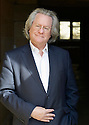 A C Grayling Philosopher and writer  at The Oxford Literary Festival at Christchurch College Oxford  . Credit Geraint Lewis