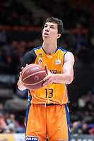 Valencia Basket vs Gipuzkoa Basket