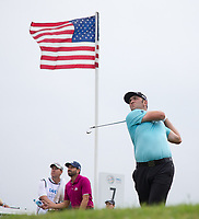 John Rahm (ESP) on the 7th during the 3rd round at the WGC Dell Technologies Matchplay championship, Austin Country Club, Austin, Texas, USA. 24/03/2017.<br /> Picture: Golffile | Fran Caffrey<br /> <br /> <br /> All photo usage must carry mandatory copyright credit (&copy; Golffile | Fran Caffrey)