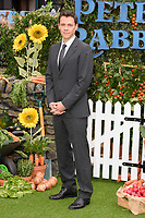 "director, Will Gluck<br /> arriving for ""Peter Rabbit"" premiere at the Vue West End, Leicester Square, London<br /> <br /> ©Ash Knotek  D3387  11/03/2018"