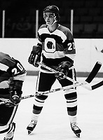 Bruce McBrien Ottawa 67's 1979. Photo Scott Grant