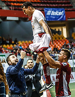 MTY FLASH VS SOLES.<br /> 8MAR2018<br /> (Foto:Luis Gutierrez NortePhoto.com).<br /> <br /> <br /> pclaves: MASL,