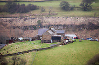 Northumberland farm.