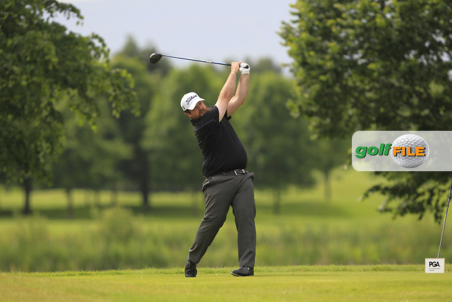 Ben O'Dell (Goring &amp; Streatley GC) on the 8th tee during Round 2 of the Titleist &amp; Footjoy PGA Professional Championship at Luttrellstown Castle Golf &amp; Country Club on Wednesday 14th June 2017.<br /> Photo: Golffile / Thos Caffrey.<br /> <br /> All photo usage must carry mandatory copyright credit     (&copy; Golffile | Thos Caffrey)