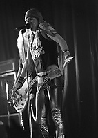 Guns and Roses performing at the UIC Pavillion in Chicago, Illinois. November 1987  <br /> CAP/MPI/GA<br /> ©GA/MPI/Capital Pictures