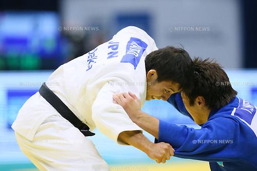 Naohisa Takato (JPN), <br /> AUGUST 26, 2013 - Judo : <br /> 2013 Judo World Championships Rio de Janeiro <br /> Men's -60kg <br /> at Maracanazinho Arena, Rio de Janeiro, Brazil. <br /> (Photo by YUTAKA/AFLO SPORT)