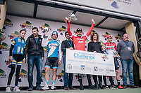 John Degenkolb (DEU/Trek-Segafredo) wins his very first race of the new season<br /> <br /> 27th Challenge Ciclista Mallorca 2018<br /> Trofeo Campos-Porreres-Felanitx-Ses Salines: 176km