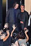 Keanu Reeves und Chad Stahelski bei der Premiere des Kinofilms 'John Wick: Chapter 3 - Parabellum / John Wick: Kapitel 3' in Roppongi Hills. Tokio, 10.09.2019