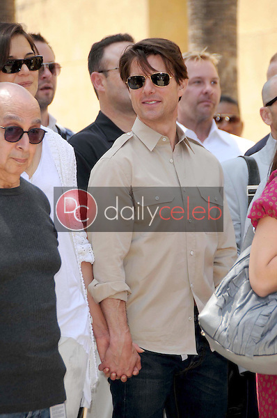 Tom Cruise<br />at the Ceremony honoring Cameron Diaz with a Star on the Hollywood Walk of Fame. Hollywood Boulevard, Hollywood, CA. 06-22-09<br />Dave Edwards/DailyCeleb.com 818-249-4998