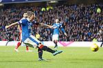 Lee Hodson scores goal no 2 for Rangers