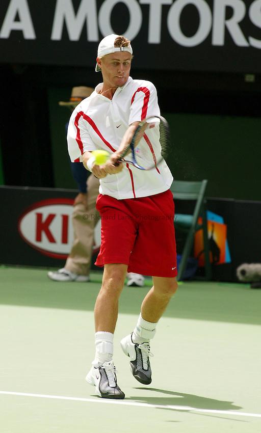 Lleyton Hewitt, Australian Tennis Open 2004, Melbourne, Australia