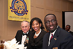 Chaplain Bryan Crittendon, LCDR, CHC, USN with Debbie Dillard and Chapalin Michael McCoy.