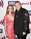 Marlee Matlin and Meatloaf at The 22nd Annual Glaad Media Award held at The Westin Bonaventure  in Los Angeles, California on April 10,2011                                                                               © 2011 Hollywood Press Agency