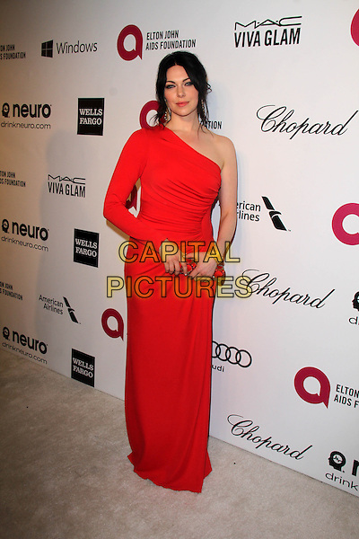 WEST HOLLYWOOD, CA - March 02: Laura Prepon at the 22nd Annual Elton John AIDS Foundation Oscar Viewing Party, Private Location, West Hollywood,  March 02, 2014.  <br /> CAP/MPI/JO<br /> &copy;Janice Ogata/MediaPunch/Capital Pictures