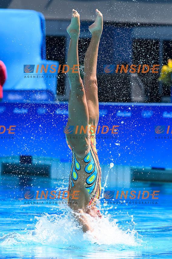 JPN - Japan  <br /> INUI Yukiko MITSUI Risako<br /> Duets Technical Routine <br /> Rio de Janeiro 15-08-2016 Maria Lenka Aquatics Center  <br /> Synchronised Swimming <br /> Nuoto Sincronizzato <br /> Foto Andrea Staccioli / Deepbluemedia /Insidefoto