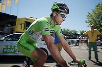Peter Sagan (SVK/Cannondale)<br /> <br /> 2014 Tour de France<br /> stage 12: Bourg-en-Bresse - Saint-Eti&egrave;nne (185km)