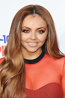 LONDON, UK. December 3, 2016: Jesy Nelson (Little Mix) at the Jingle Bell Ball 2016 at the O2 Arena, Greenwich, London.<br /> Picture: Steve Vas/Featureflash/SilverHub 0208 004 5359/ 07711 972644 Editors@silverhubmedia.com