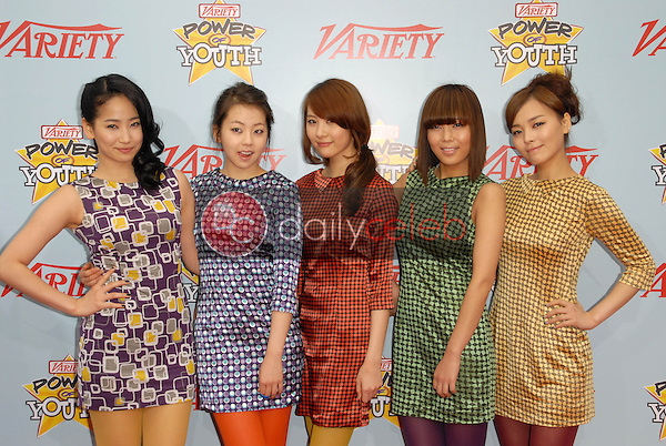 Wonder Girls<br />