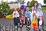 Crazy costumes was the theme for the Halloween party at Kilcummin National School last week. <br />