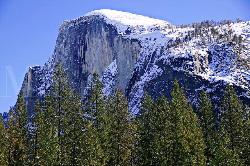 Half Dome, Yosemite Valley National Park, California