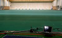 Olympic gunshot stadium . Olympic Venues<br /> Olimpiadi Pechino 2008. Impianto Giochi Olimpici<br /> Foto Cspa/Insidefoto