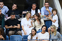 Karlie Kloss watches the final between Rafael Nadal of Spain and Daniil Medvedev of Russia at Arthur Ashe Stadium at the USTA Billie Jean King National Tennis Center on September 08, 2019 in New York City. <br /> CAP/EL<br /> ©Elena Leoni/Capital Pictures