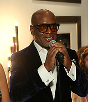 LOS ANGELES, CA - FEBRUARY 8: L.A. Reid attends L.A. Reid & HITCO Entertainment's celebration of the 2019 Grammy Awards at Reids home on FEBRUARY 8, 2019 in Los Angeles, California. (Photo by Willy Sanjuan/PictureGroup)