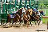 Blue Kimbo winning at Delaware Park on 6/13/13