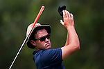 Oscar Cadenhead of New Zealand in action during the 9th Faldo Series Asia Grand Final 2014 golf tournament on March 19, 2015 at Mission Hills Golf Club in Shenzhen, China. Photo by Xaume Olleros / Power Sport Images