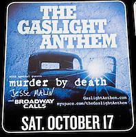 The Gaslight Anthem at Boston House of Blues