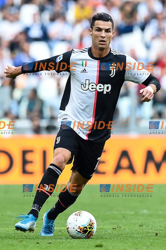 Cristiano Ronaldo of Juventus <br /> Torino 28/09/2019 Allianz Stadium <br /> Football Serie A 2019/2020 <br /> Juventus FC - SPAL <br /> Photo Image Sport / Insidefoto