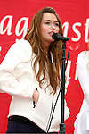 LOS ANGELES, CA. - May 09: Miley Cyrus  attends the 16th Annual EIF Revlon Run/Walk For Women at the Los Angeles Memorial Coliseum on May 9, 2009 in Los Angeles, California.