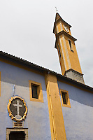 Europe/France/Provence-Alpes-Côtes d'Azur/06/Alpes-Maritimes/Alpes-Maritimes/Arrière Pays Niçois/Sospel: Chapelle des Pénitents Blancs