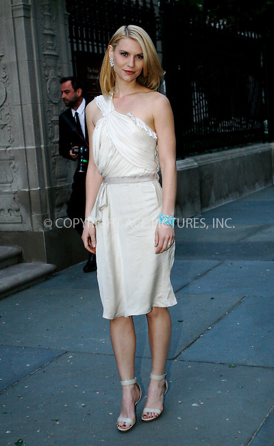 WWW.ACEPIXS.COM . . . . .  ....April 29 2010, New York City....Actress Claire Danes arriving at Chopard's 150 years of excellence at The Frick Collection on April 29, 2010 in New York City.....Please byline: NANCY RIVERA- ACEPIXS.COM.... *** ***..Ace Pictures, Inc:  ..Tel: 646 769 0430..e-mail: info@acepixs.com..web: http://www.acepixs.com