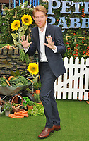 Domhnall Gleeson at the &quot;Peter Rabbit&quot; UK gala premiere, Vue West End cinema, Leicester Square, London, England, UK, on Sunday 11 March 2018.<br /> CAP/CAN<br /> &copy;CAN/Capital Pictures